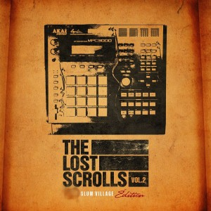 Slum Village - The Lost Scrolls Vol. 2