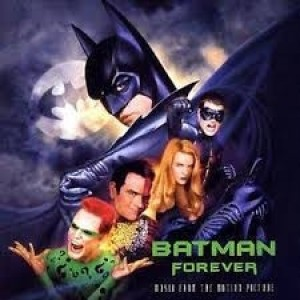 Diverse Artister - Batman Forever Soundtrack